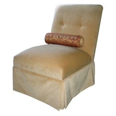 Picture of Elle Chair Skirted