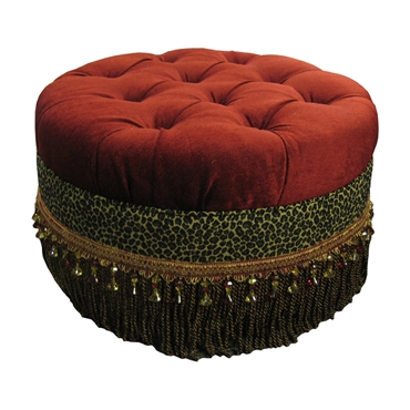 Picture of Tufted Ottoman