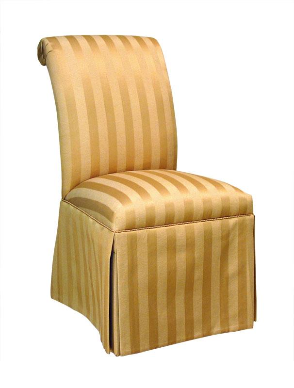 Southwestern Furniture. 99 Rollback Slant with Skirt