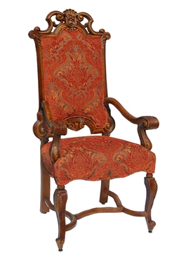 Picture of Carved Louis Chair